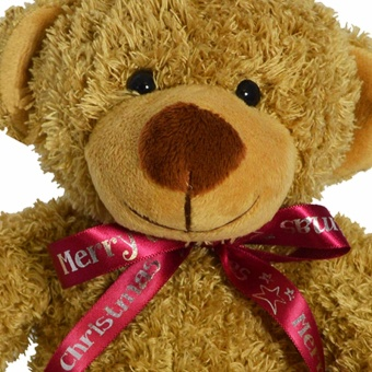 30cm_barney_bear_bow_biscuit_clup_1024