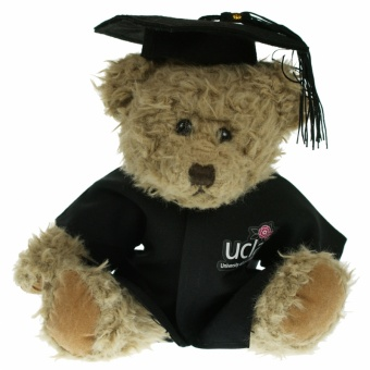 25cm Windsor Cap n Gown